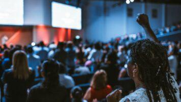 Conference energisers – a virtual no no?