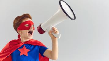 Using voice in virtual meetings