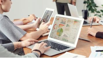 How to make data heavy presentations less boring